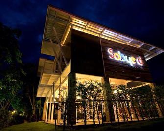 Sabye D Resort at Surat - Surat Thani - Building