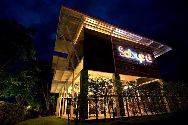 Sabye D Resort at Surat - Surat Thani - Toà nhà