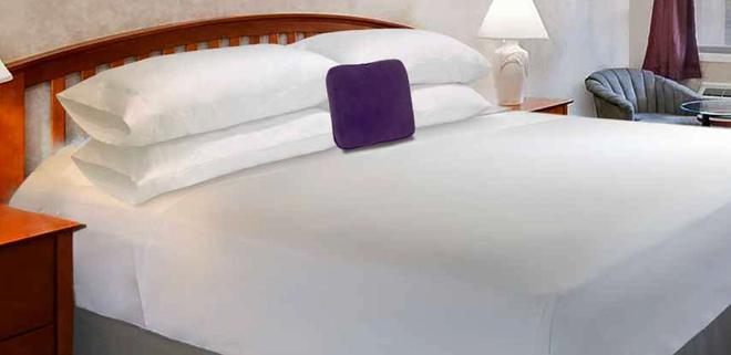 Knights Inn Harrisonville - Harrisonville - Bedroom