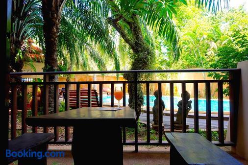 Thai Pura Resort - Pattaya - Balcony