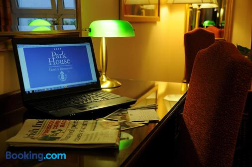 Park House Hotel - Galway - Business centre