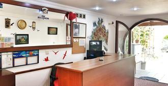Merkez Kumsal Pansiyon - Bodrum - Front desk