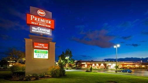 Best Western Premier The Central Hotel & Conference Center - Harrisburg - Rakennus