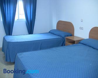 Apartahotel Los Hermanos - Ocana - Bedroom