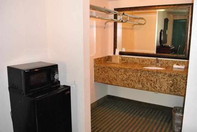 Coconut Grove Motor Inn - Панама-Сити-Бич - Ванная