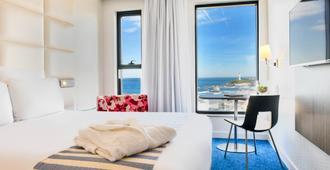Mercure President Biarritz Plage - Biarritz - Bedroom