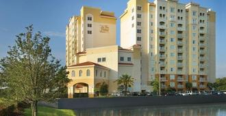 The Point Hotel & Suites - Orlando - Edifício