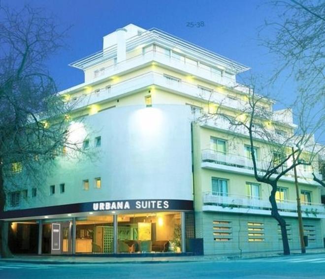 Urbana Suites - Mendoza - Edificio