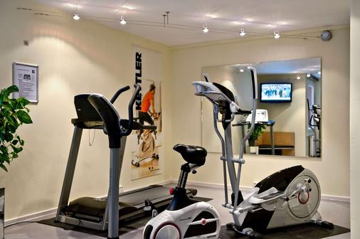 Tryp By Wyndham Halle - Halle - Gym