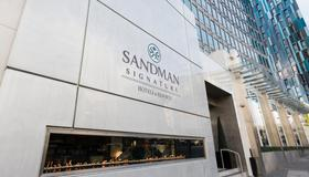 Sandman Signature Newcastle Hotel - Newcastle upon Tyne - Building