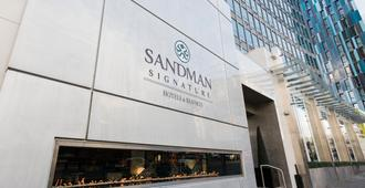 Sandman Signature Newcastle Hotel - Newcastle upon Tyne - Κτίριο
