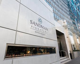 Sandman Signature Newcastle Hotel - Newcastle upon Tyne - Edificio