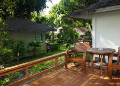 Larissa Samed resort - Ko Samet - Building