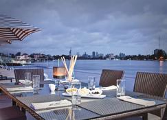 アンカレッジ ホテル ラゴス V.I. - ラゴス - レストラン