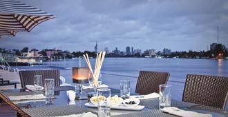 Radisson Blu Anchorage Hotel - Lagos - Restaurant