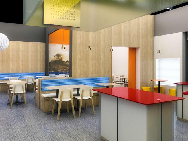 Ibis Styles Mulhouse Centre Gare - Mulhouse - Restaurante
