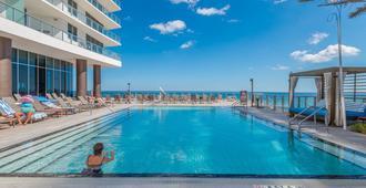 Private Ocean Condos - Hyde Beach Resort - Hollywood - Pool