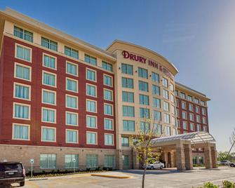 Drury Inn & Suites Iowa City Coralville - Coralville - Building