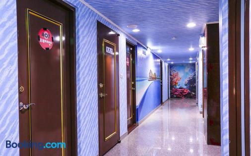 Bin City Hotel - Hsinchu City - Hallway
