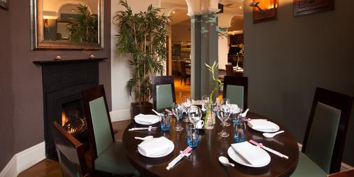 Clayton Crown Hotel London - London - Dining room