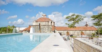 Billini Hotel, Historic Luxury - Santo Domingo - Piscina