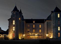 Château de Marçay - Chinon - Rakennus