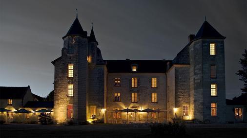 Château de Marçay - Чинон - Здание