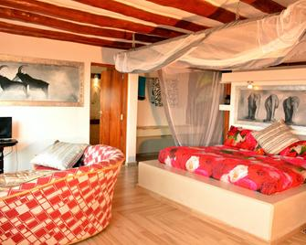 Shimba Green Lodge - Ukunda - Bedroom