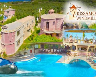 Kissamos Windmills - Kissamos - Pool