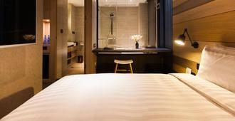 Hotel East Taipei - טאיפיי - חדר שינה