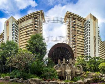 Centara Grand Mirage Beach Resort Pattaya - Pattaya - Budova