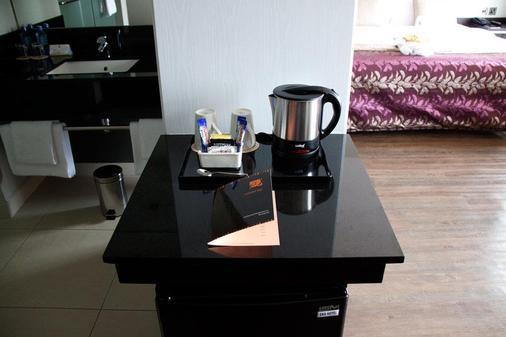 奈洛比依卡酒店 - 奈洛比 - 內羅畢 - 餐廳