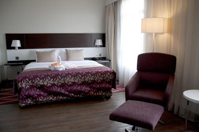 Eka Hotel Nairobi - Nairobi - Phòng ngủ