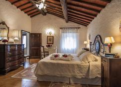 Hotel Colle Etrusco Salivolpi - Castellina in Chianti - Makuuhuone