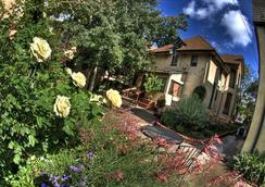 Queen Anne Bed And Breakfast - Denver - Outdoors view