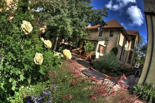 Queen Anne Bed And Breakfast - Denver - Außenansicht