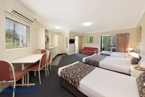Benson Court Motel - Brisbane - Schlafzimmer