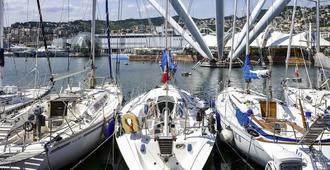 Mercure Genova San Biagio - Gênova - Vista externa