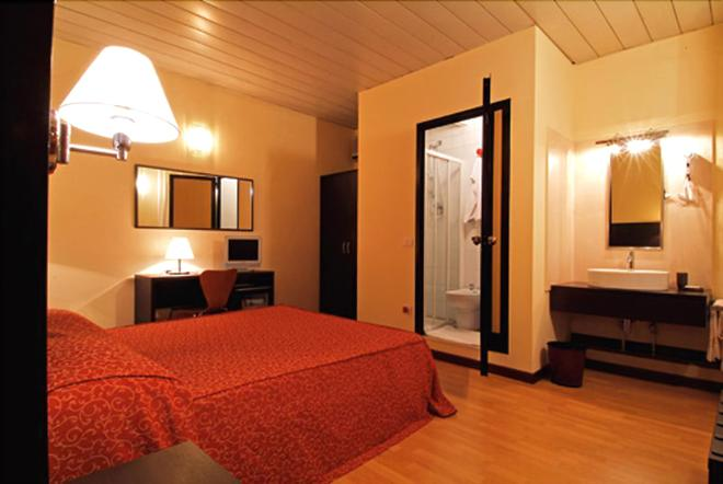 Hotel Guidi - Venice - Bedroom