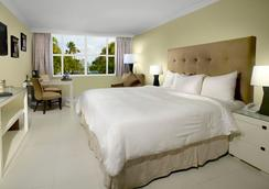 Brickell Bay Beach Club & Spa - Adults Only - Noord - Makuuhuone