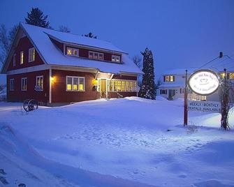 Old Iron Inn Bed and Breakfast - Caribou - Edificio
