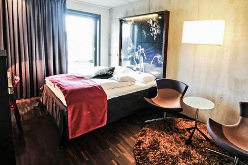 Comfort Hotel Square - Stavanger - Phòng ngủ
