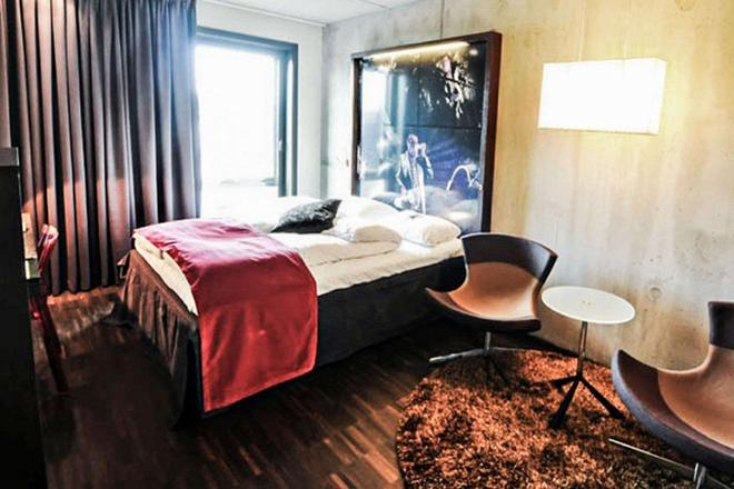 Comfort Hotel Square - Stavanger - Bedroom