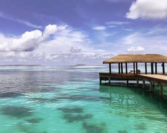 Noku Maldives - Kudafunafaru - Building