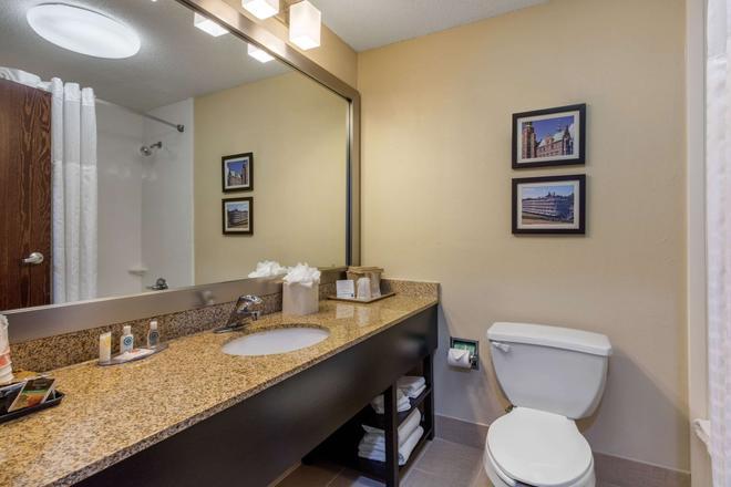 Comfort Inn Horn Lake - Southaven - Horn Lake - Bathroom