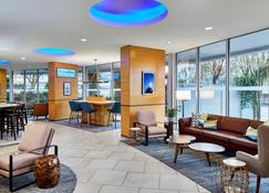 Four Points by Sheraton Tallahassee Downtown - Tallahassee - Lounge