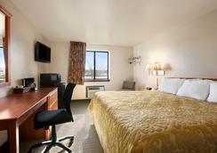 速 8 科達倫酒店 - 多藍湖 - 科達倫 - 臥室