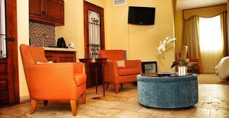 因帕拉酒店 - 邁阿密海灘 - 邁阿密海灘 - 客廳