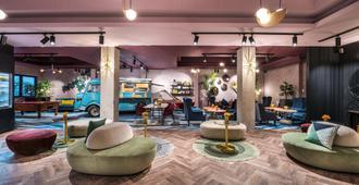 Hotel Hubert Grand Place - Brussels - Lobby