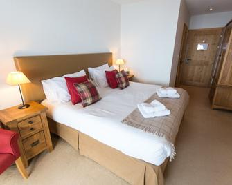 Mountain Lodge - Val-d'Illiez - Bedroom